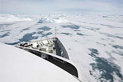 Antarctica aboard Silver Explorer