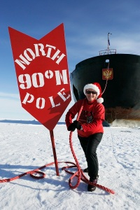 Visit the North Pole summer of 2012 with Quark Expeditions