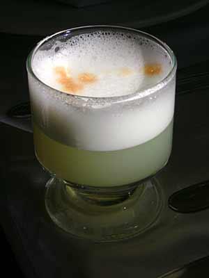 A Pisco Sour