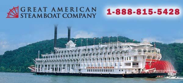 Great American Steamboat Company - Attend a FREE Webinar