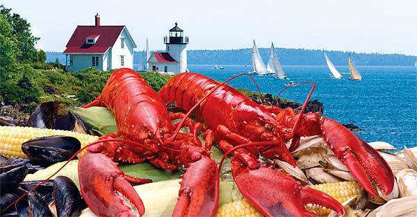 Lobsterbake!