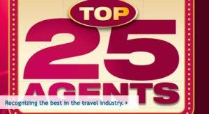 Travel Agent Magazine's Top 25 Agents 2012