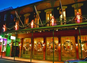 New Orleans during the Holidays