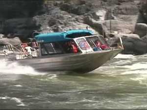 Hells Canyon Jet Boat